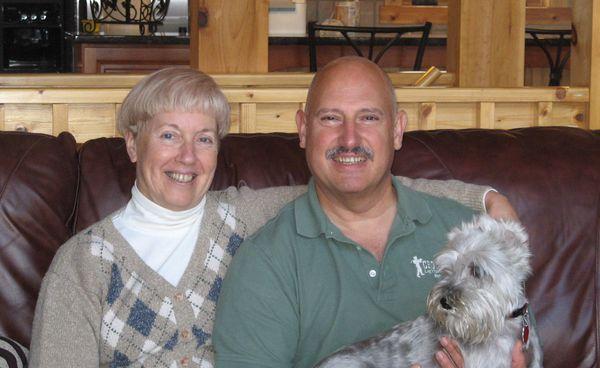 Linda and Steve Brinser