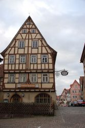 Timber frame in Germany