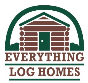 Everything Log Homes Logo
