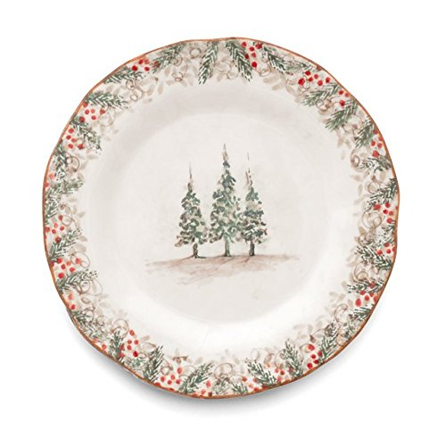 Arte Italica Natale holiday dinnerware