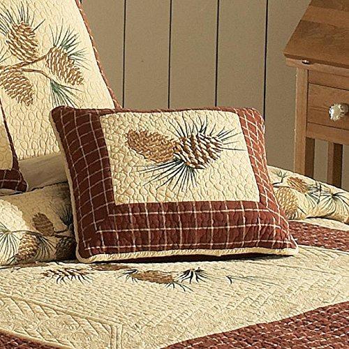 Donna Sharp Pine River accent pillow