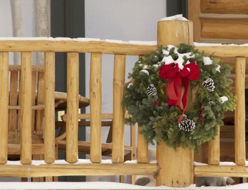 Log Home Christmas Traditions