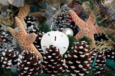 nautical Christmas decorations