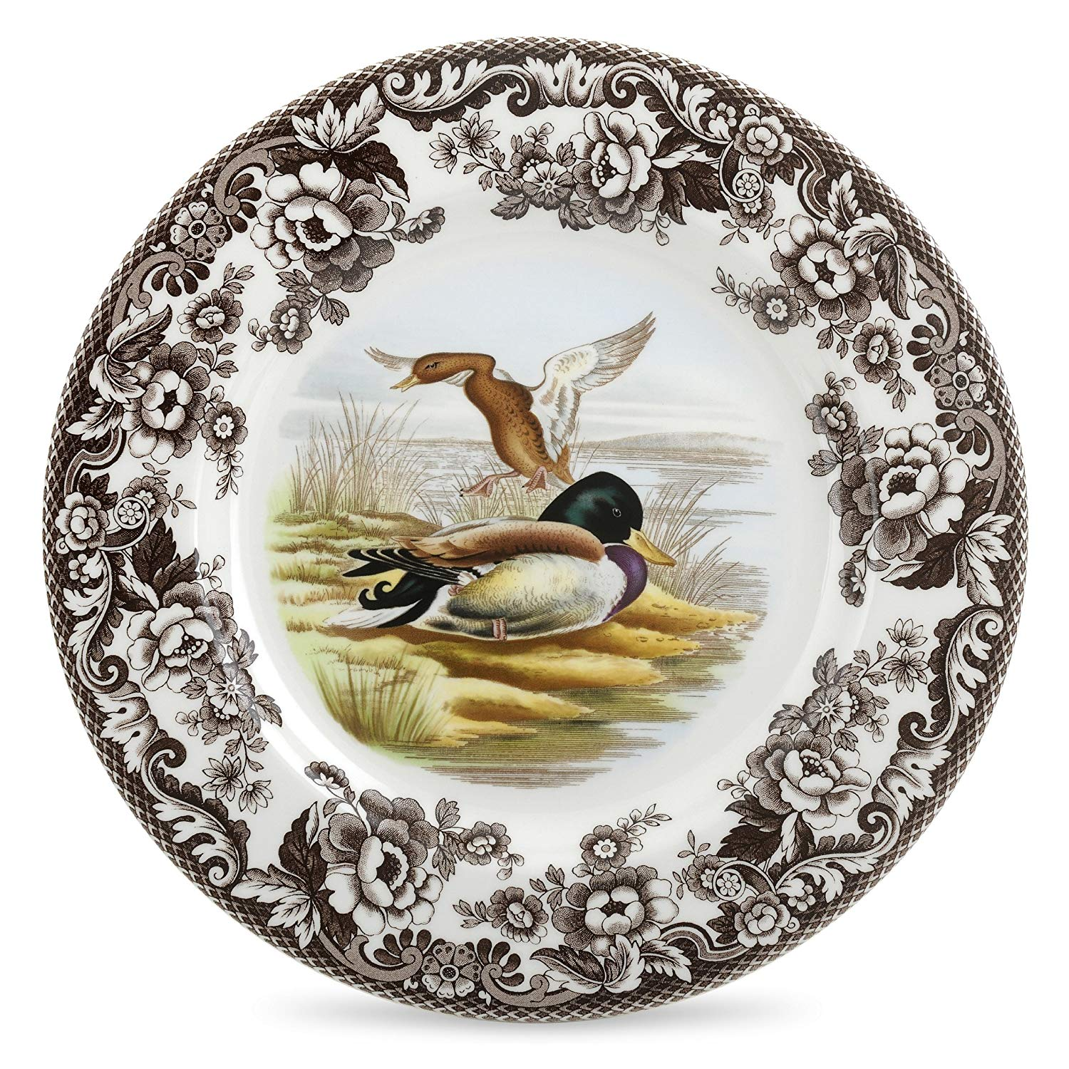 Spode Woodland Collection Dinner Plate Everything Log Homes
