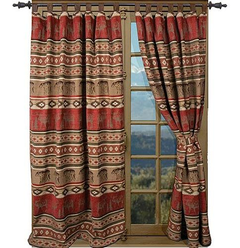 Adirondack drapes