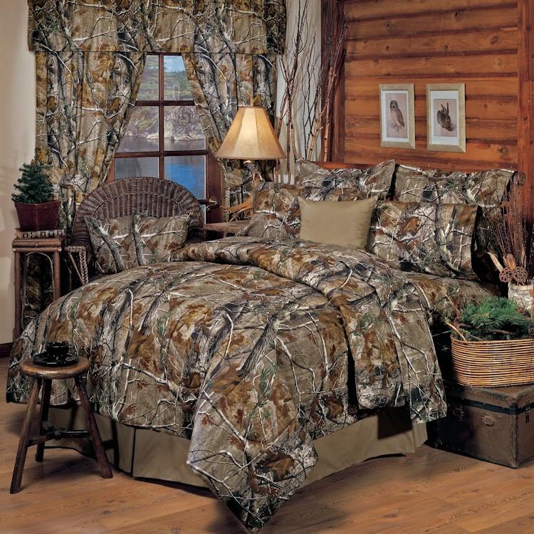 Realtree All Purpose Camo comforter