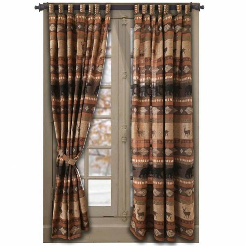 Autumn Trails drapes