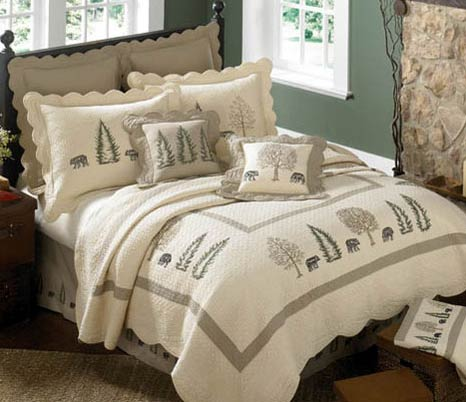 Bear Creek Bed Set
