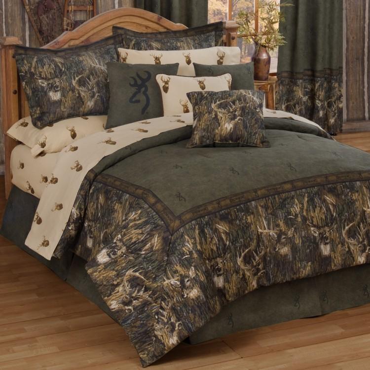 Browning Whitetails Comforter set