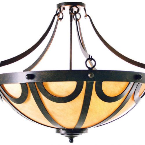 2nd Ave Designs Carousel pendant light