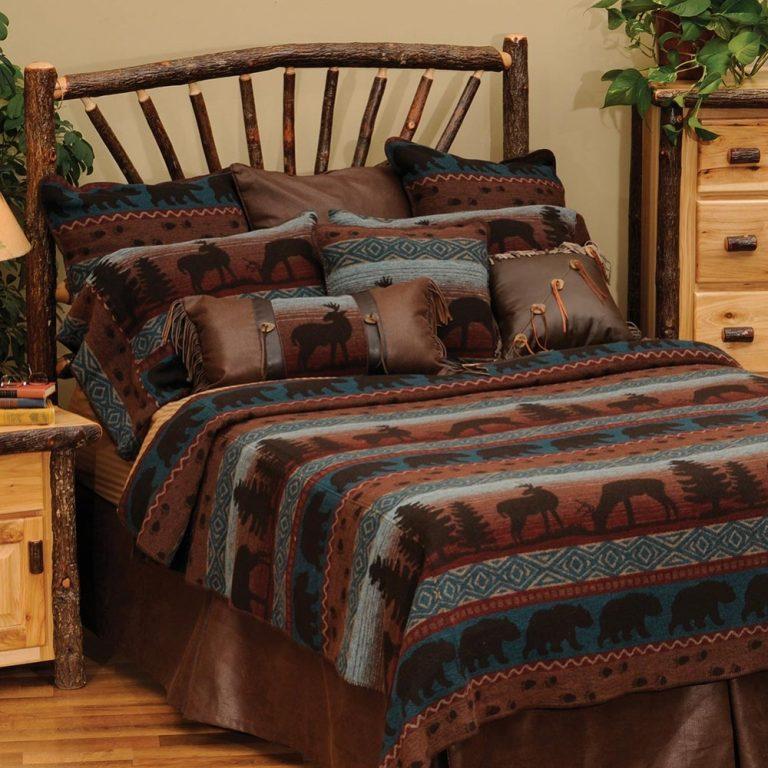 Deer Meadow bedspread set