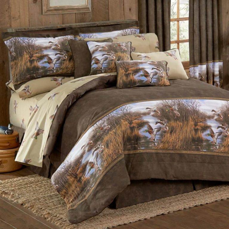 Duck Approach bedding set