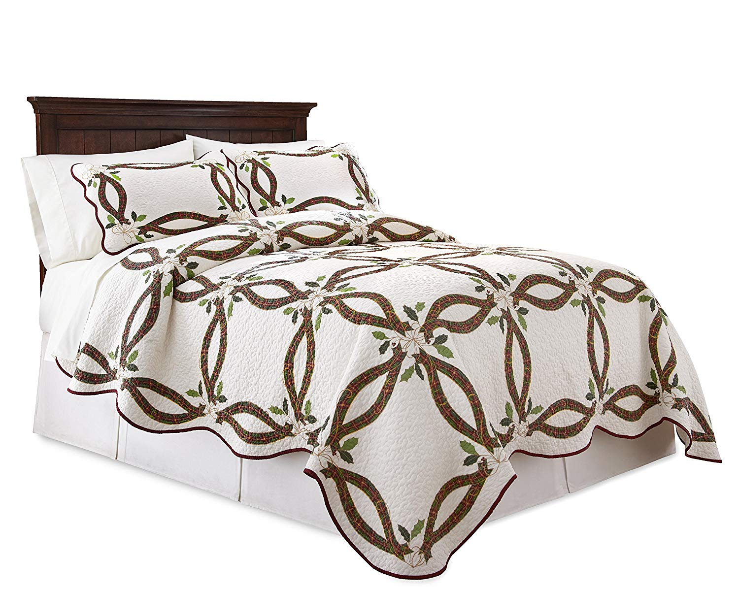 Lenox Holiday Nouveau Quilt Everything Log Homes