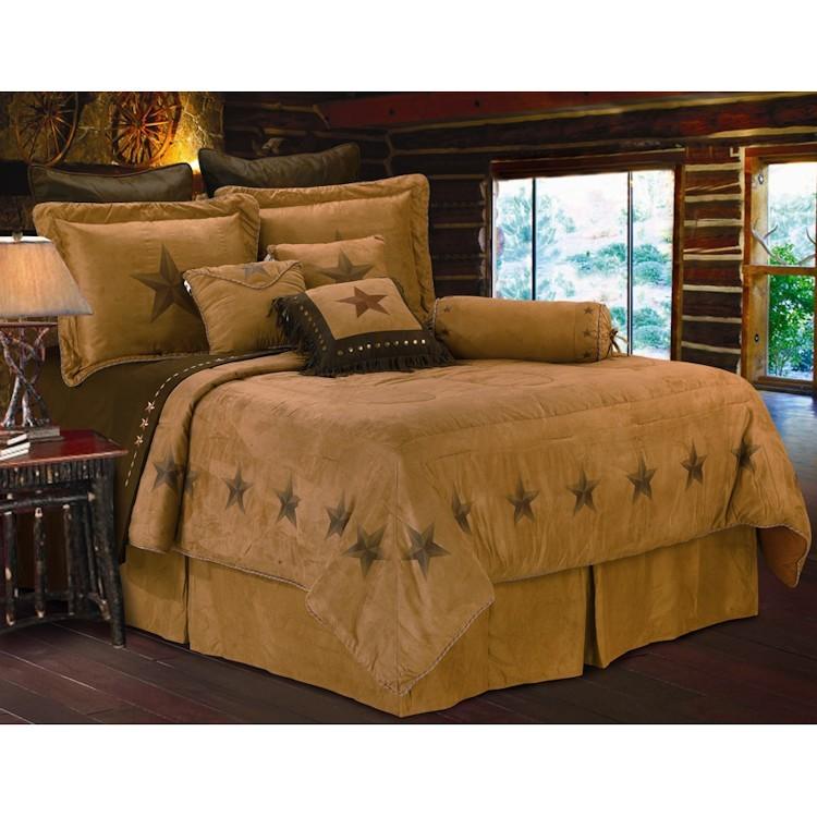Luxury Star western bedding