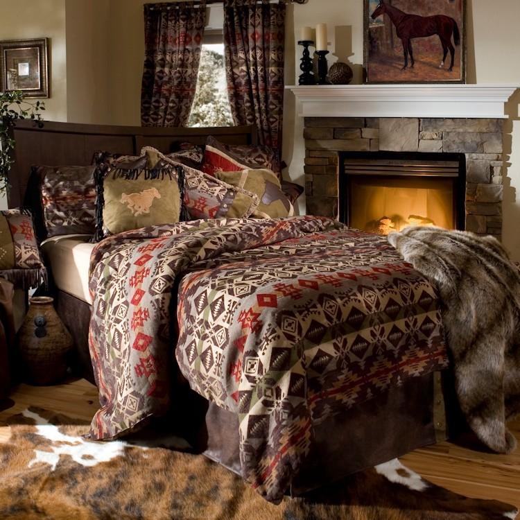 Montana plains comforter