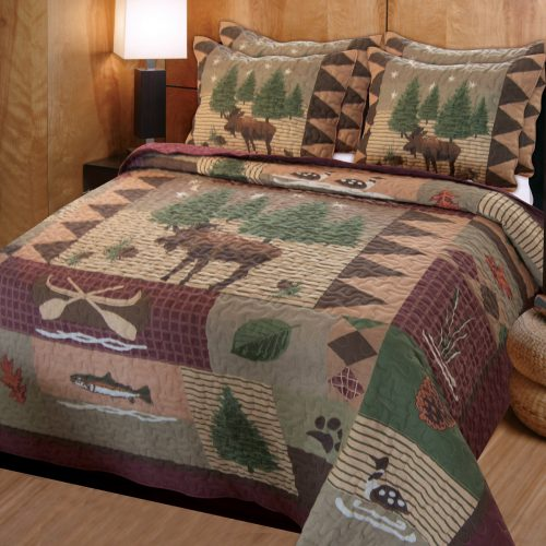 Moose Canyon Quilt