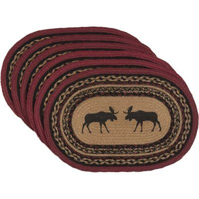 Moose place mats