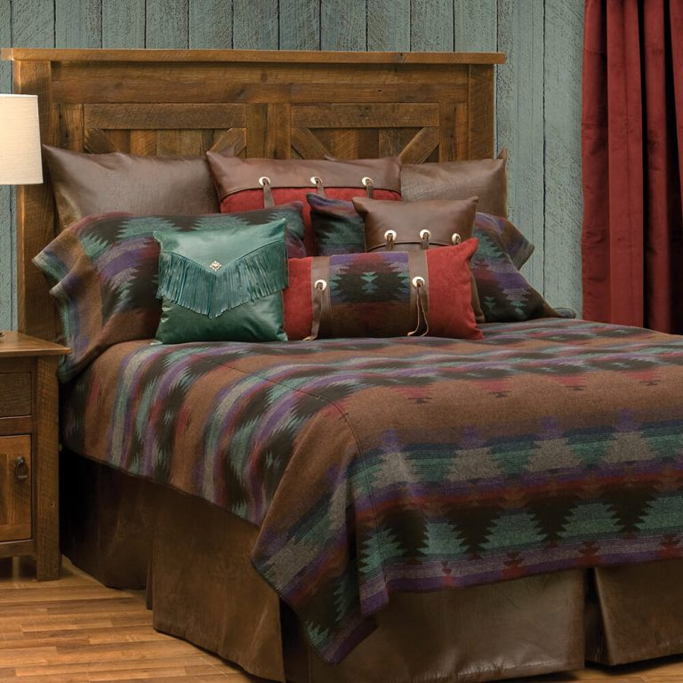 Painted Desert bedding collection