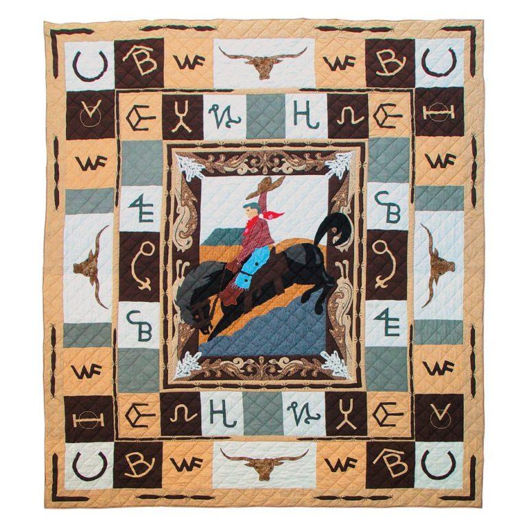 Patch Magic Brand quilt