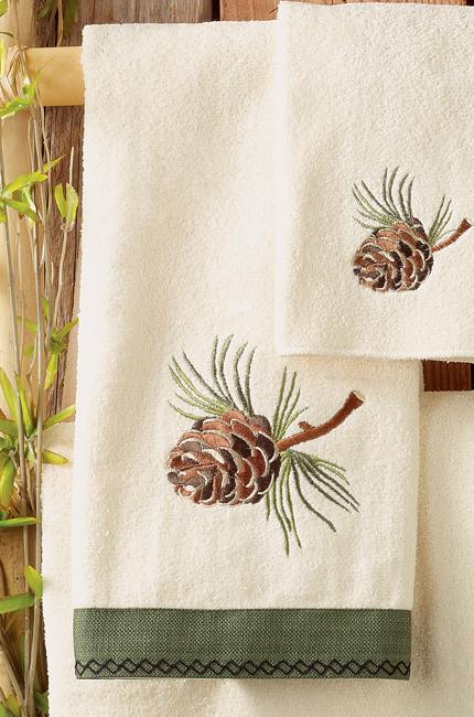 Pine creek hand towel