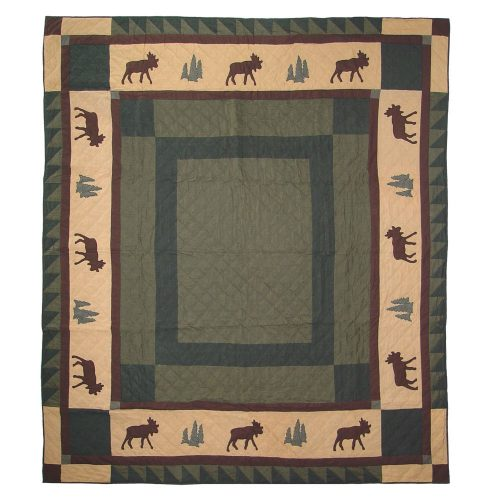 Patch Magic queen cedar trail quilt