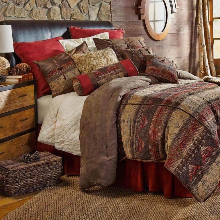 Southwestern Sierra comforter