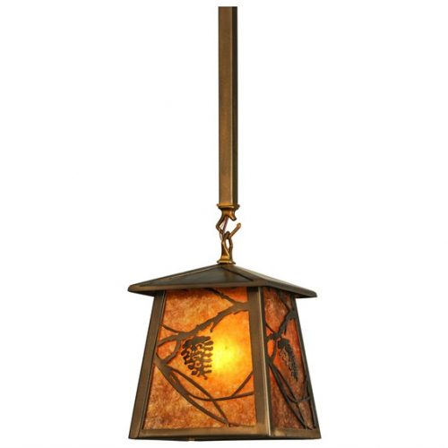 2nd Ave Design Whispering Pines pendant