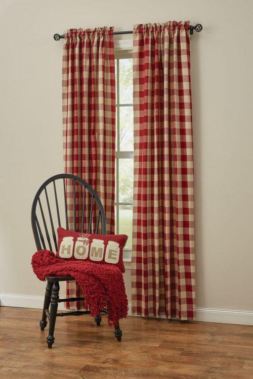 Wicklow gray drapes