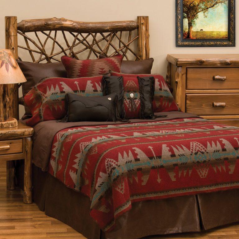 Yellowstone II bedding