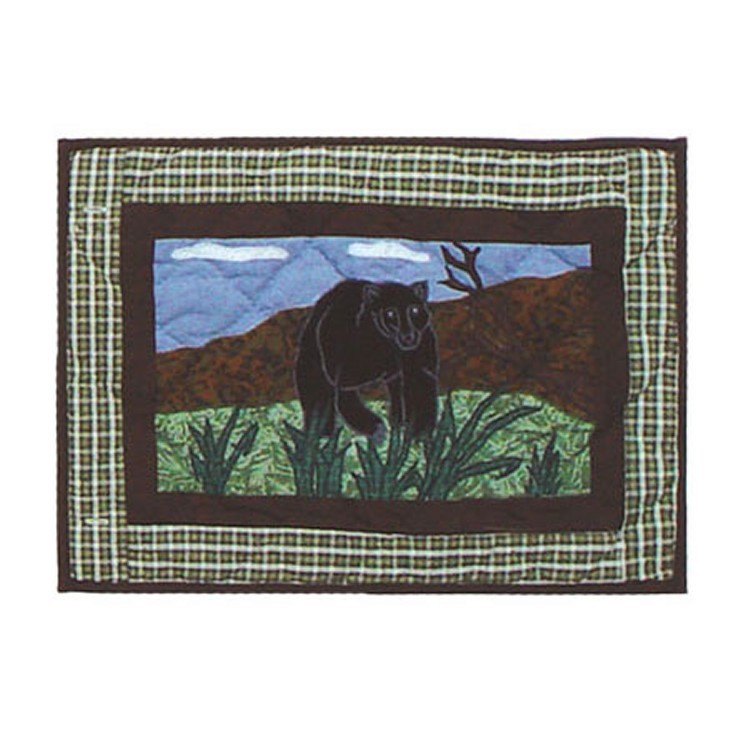 Bear Country placemat