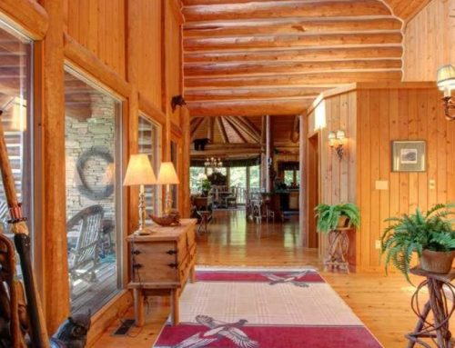 Why Decorating a Log Home is Such a Challenge