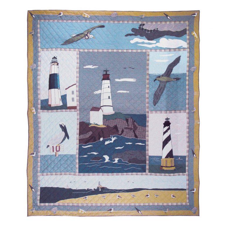 Patch Magic lighthouse quilt