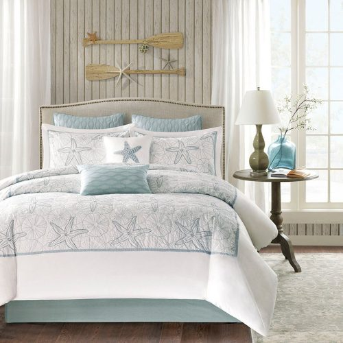 Maya Bay coastal comforter set