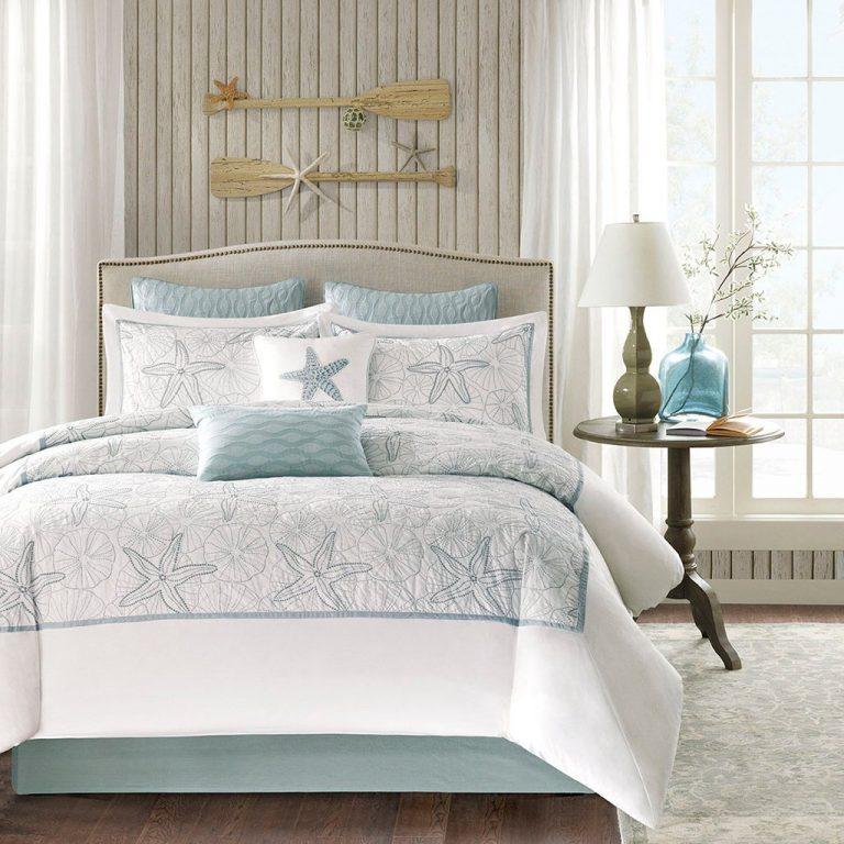 Maya Bay coastal comforter set