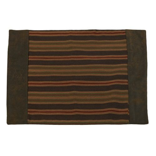 Wilderness Ridge placemats with stripes