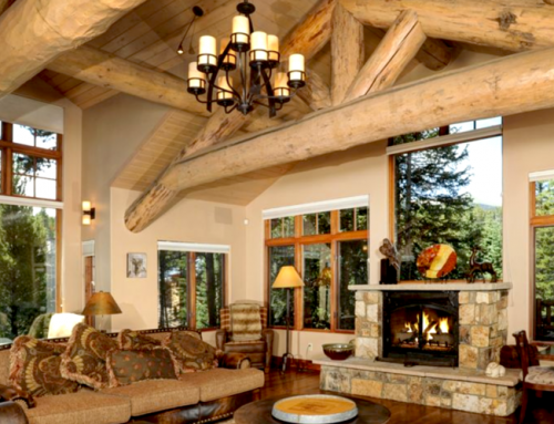 How to Buy Lighting Fixtures for Log Homes