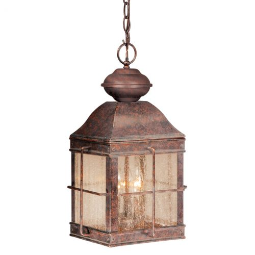 Revere outdoor pendant light